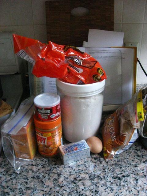 The ingredients