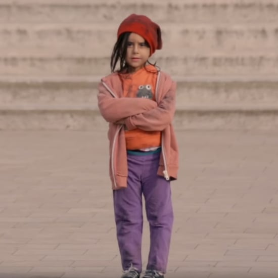 Little Girl Poses as Abandoned Child in Social Experiment