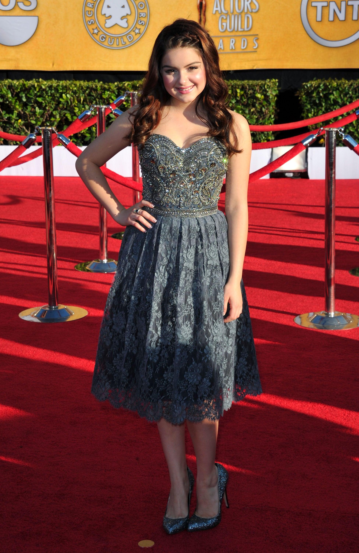 Ariel Winter at the SAG Awards