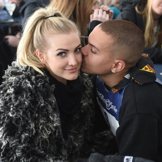 Ashlee Simpson and Evan Ross at Operation Smile's Ski Event