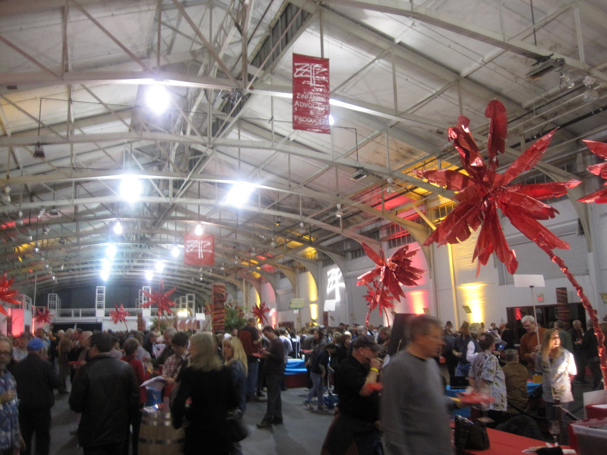 The theme for this year's festival, the 19th annual, was Zin in Paradise.