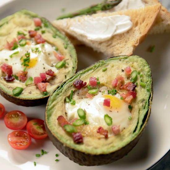Avocado Egg Recipe