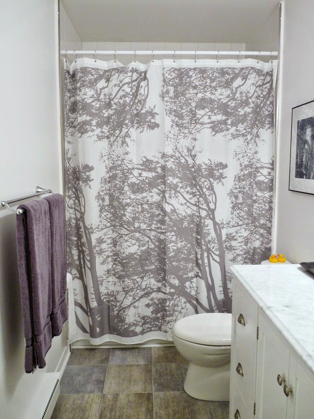 Lessons from a diy bathroom reno popsugar home for Shower reno