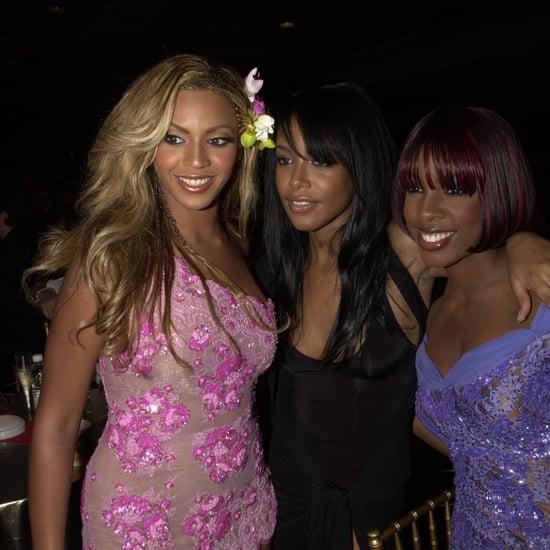 Beyoncé rend Hommage à Aaliyah