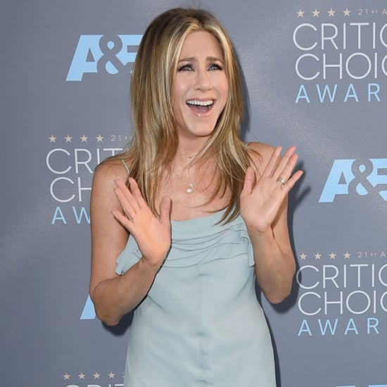 Jennifer Aniston Reacts to Kate Beckinsale Critics' Choice