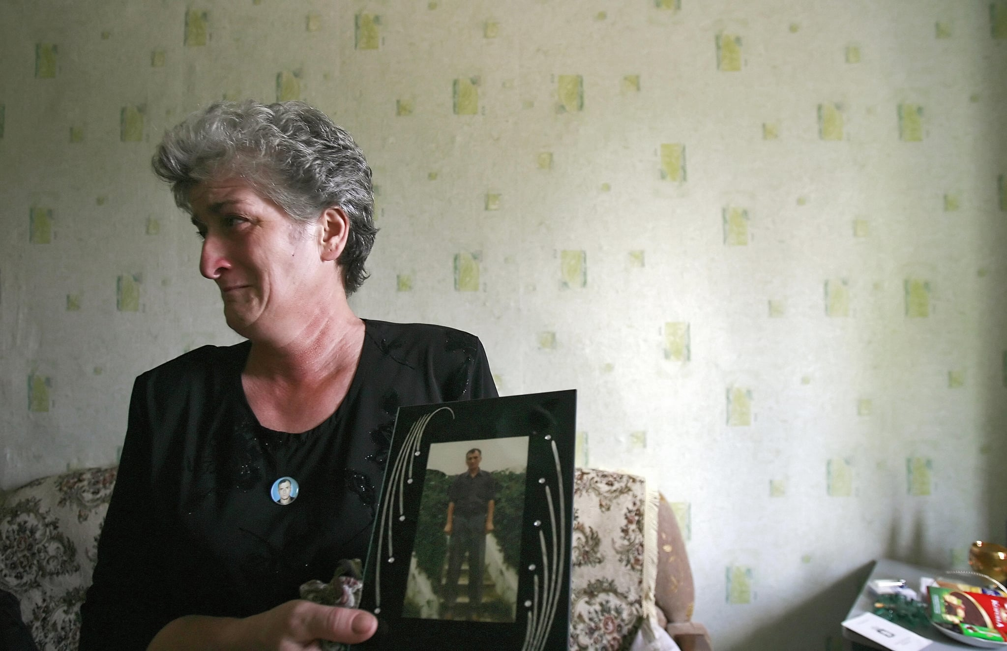 Senaki claimed three civilian deaths following Russian bombing of the nearby military base on August 8.