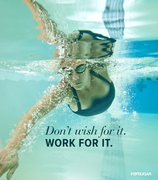 I Don T Fit In Anywhere Quotes: Don't Wish For It, Work For It Quote