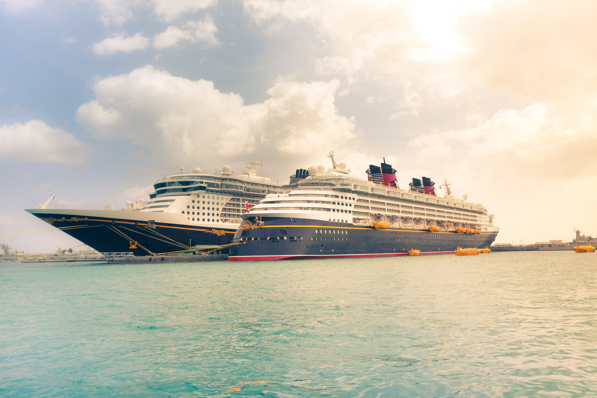 Disney Cruise's Two New Ships | POPSUGAR Smart Living