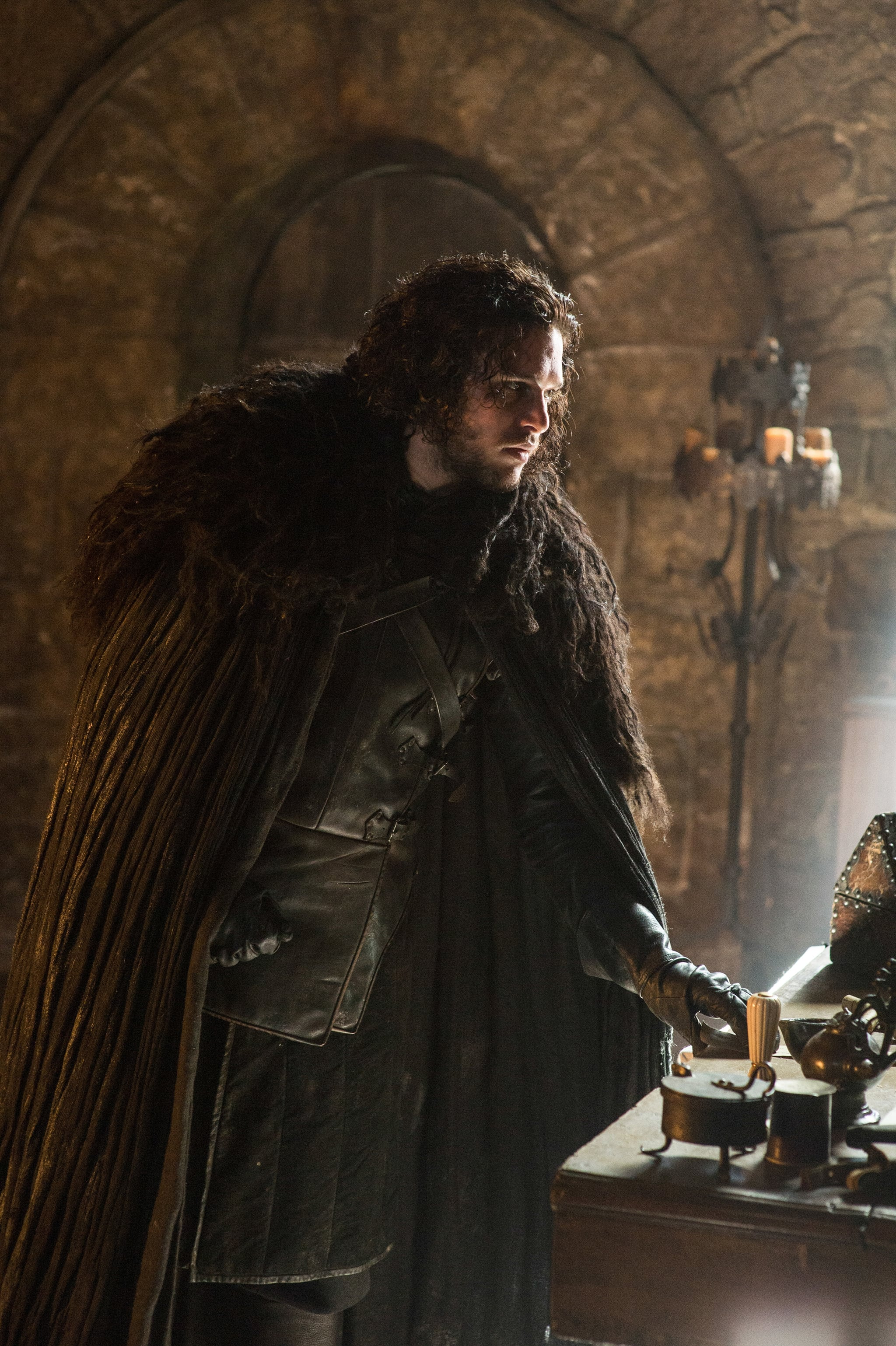 Why Doesn't Drogon Kill Jon Snow In 'Game of Thrones'?