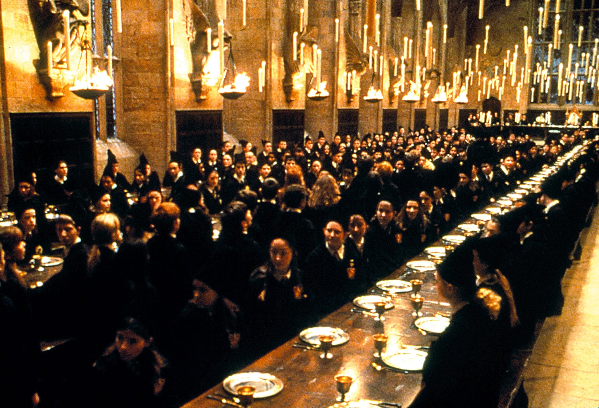 Why Is Harry Potter S Hogwarts Class So Small Popsugar Tech