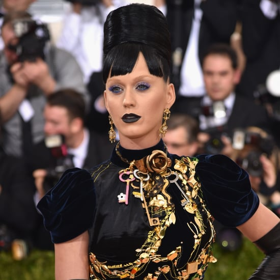 Katy Perry's Hair and Makeup at the 2016 Met Gala