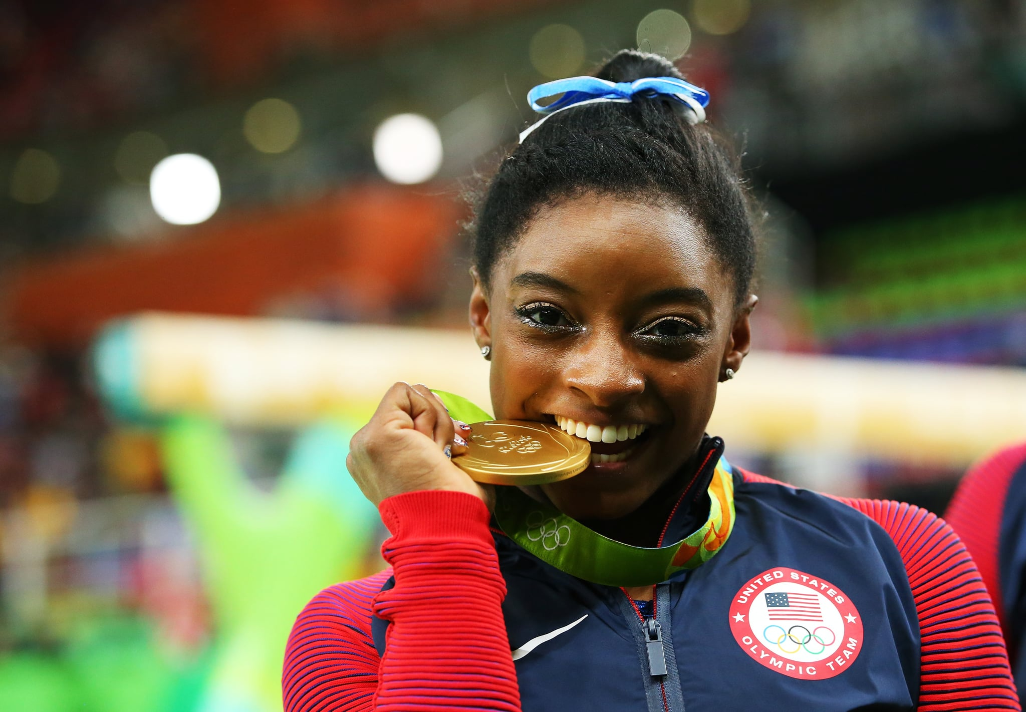 Simone Biles Proves She's a Legend, Shuts Down Sexism With 1 Badass Quote