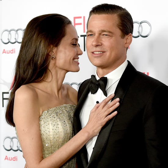 Brad Pitt and Angelina Jolie Quotes About Each Other
