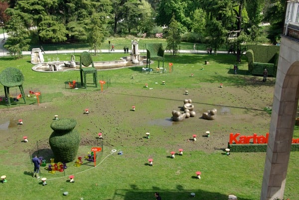 Cool Idea Kartell Philippe Starck Topiary Garden