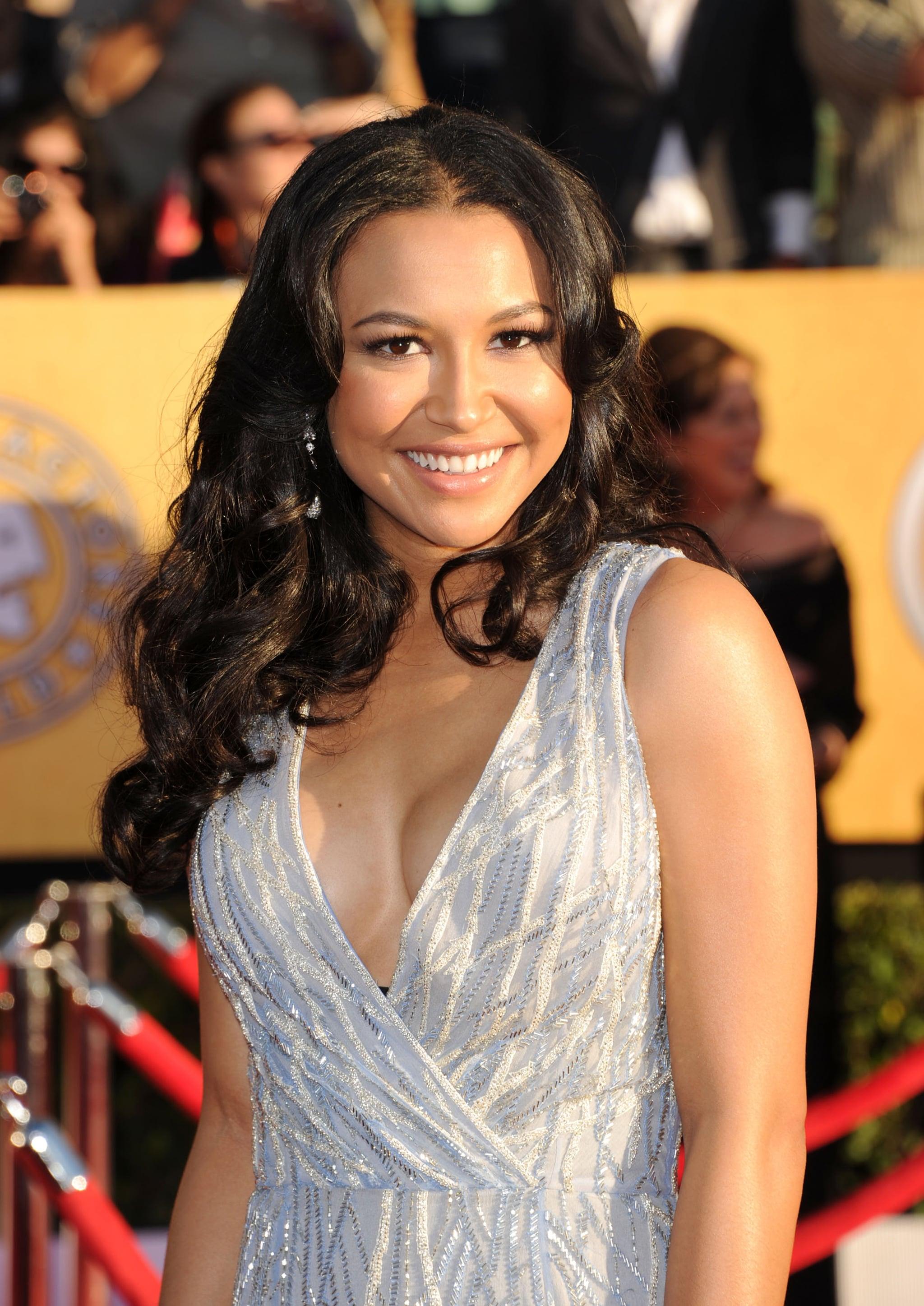 Naya Rivera at the SAG Awards