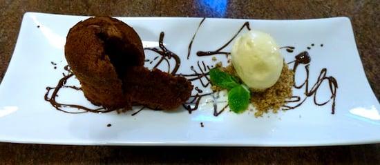 Chocolate Fondant by ZestyBaking