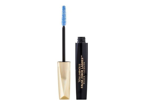 3a73ed1cd35 L'Oréal's Voluminous False Fiber Lashes Mascara in Black Lacquer ($9) will  make you notice lashes you never even realized you had.