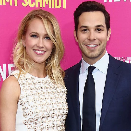 Skylar Astin and Anna Camp Pitch Perfect Interview June 2016