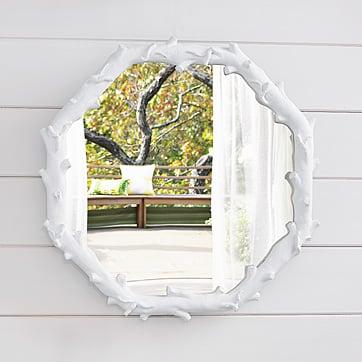 Simply Fab West Elm Faux Bois Mirror Popsugar Fashion