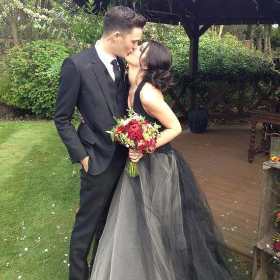 Gothic Celebrity Weddings