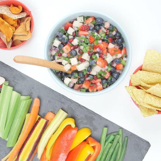 Low-Calorie Fruit Salsa Recipe