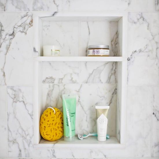 DIY Shower Scrubbing Wand