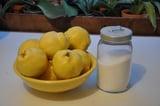 Easy Quince Paste Recipe
