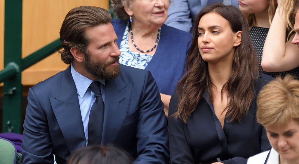 PopsugarCelebrityWimbledonBradley Cooper Irina Shayk Fighting at Wimbledon July 2016Bradley Cooper May Have Been in the Doghouse With Girlfriend Irina Shayk at WimbledonJuly 11, 2016 by Caitlin Gallagher429 SharesChat with us on Facebook Messenger. Learn what's trending across POPSUGAR.Bradley Cooper and his girlfriend, model Irina Shayk, made a cute appearance at Wimbledon in London last week, cuddling and giggling in the stands. But things weren't exactly lovey-dovey when the couple, who have been dating since May 2015, stepped out at the tennis championships again on Sunday. Bradley, who first attended Wimbledon back in 2014 with then-girlfriend Suki Waterhouse, was spotted in what appeared to be a bit of a fight with Irina while watching Andy Murray's match. As the actor faced Irina to talk to her, she wiped her eyes and didn't seem to acknowledge him. So what could they have been fighting about? Suki was also at Wimbledon on Sunday, and Bradley and Irina reportedly ran into her.The awkward moment is a fa - 웹