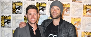 It's Completely Natural to Fawn Over These Cute Photos of Jensen Ackles and Jared Padalecki at Comic-Con