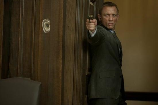 Daniel Craig As James Bond In Skyfall Popsugar Entertainment