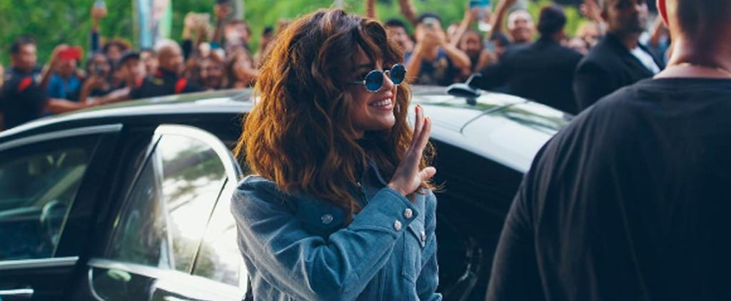 Selena Gomez Shows Off Her New Haircut by Rocking Her Natural Texture