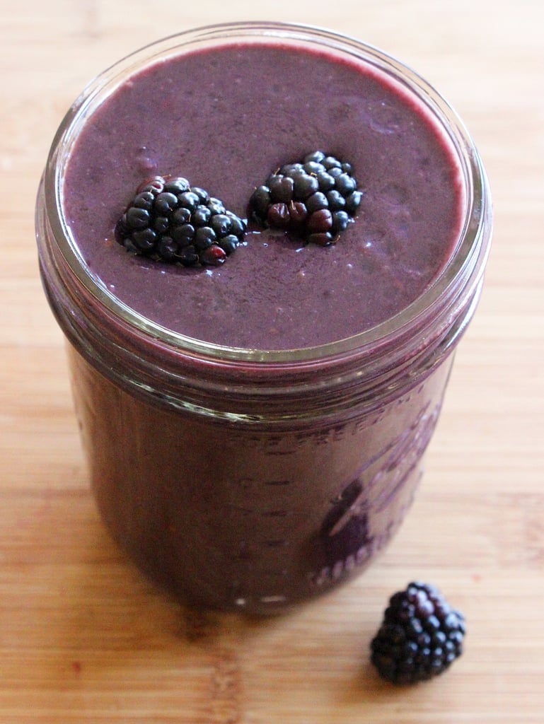 Sip On This Supermodel's Go-To Breakfast Smoothie