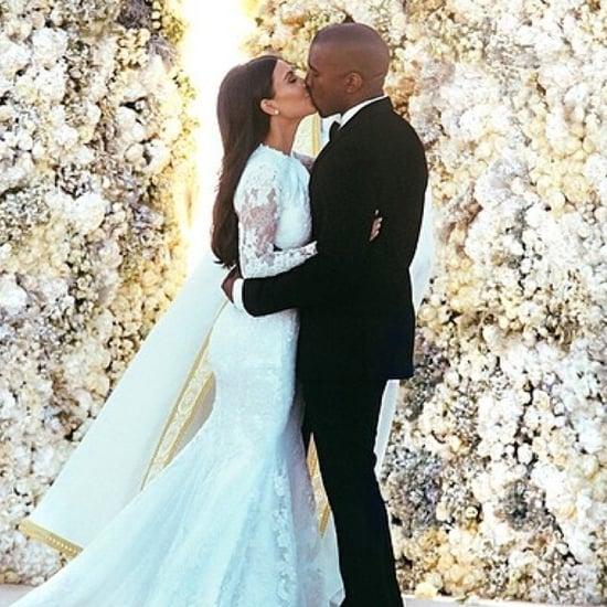 Kim Kardashian and Kanye West's Wedding Cost