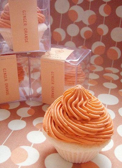 Ginger Orange Bath Bomb