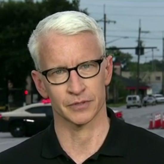 Anderson Cooper Tribute to Orlando Victims