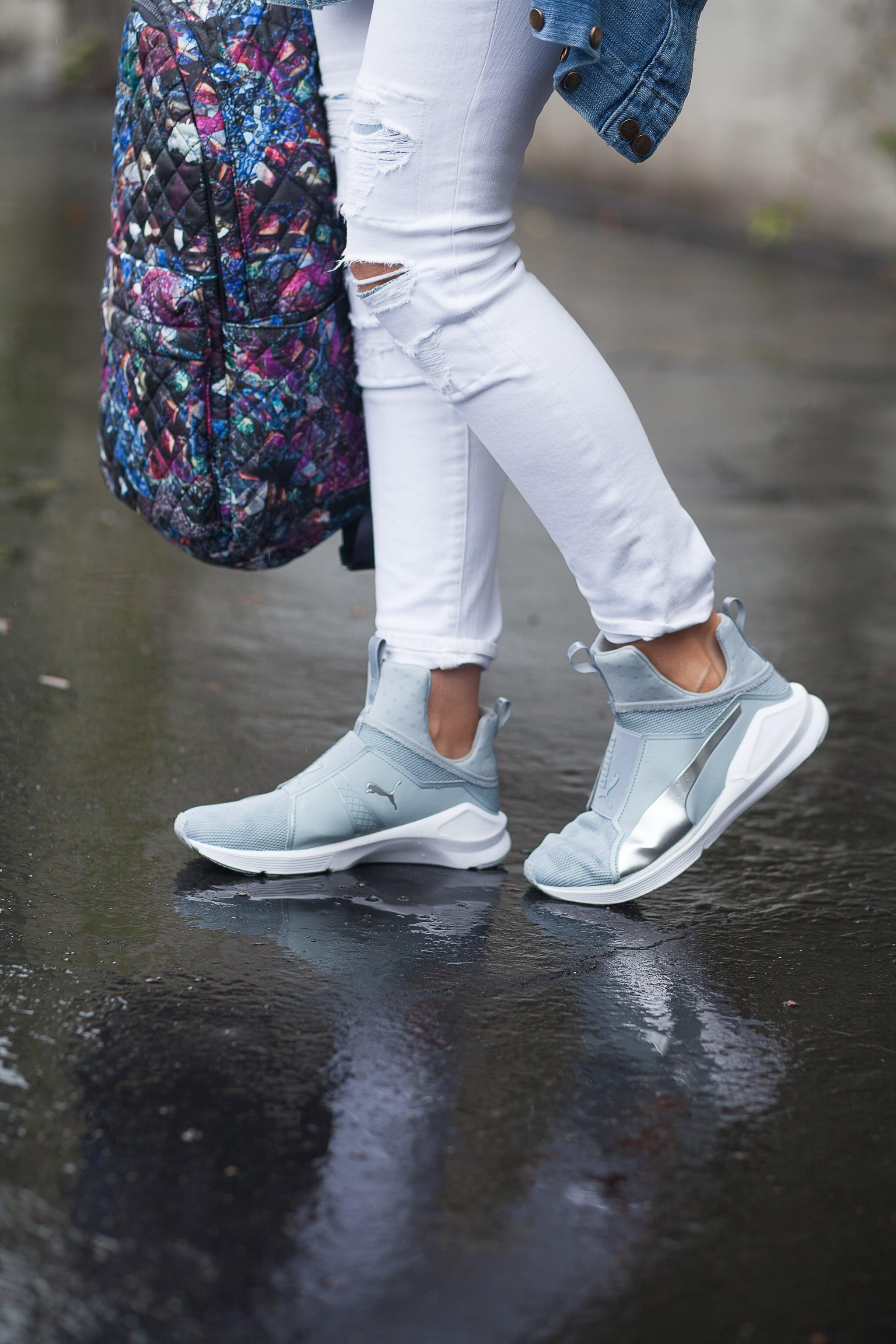 sneaker trends by PUMA fierce | lunchpails & lipstick