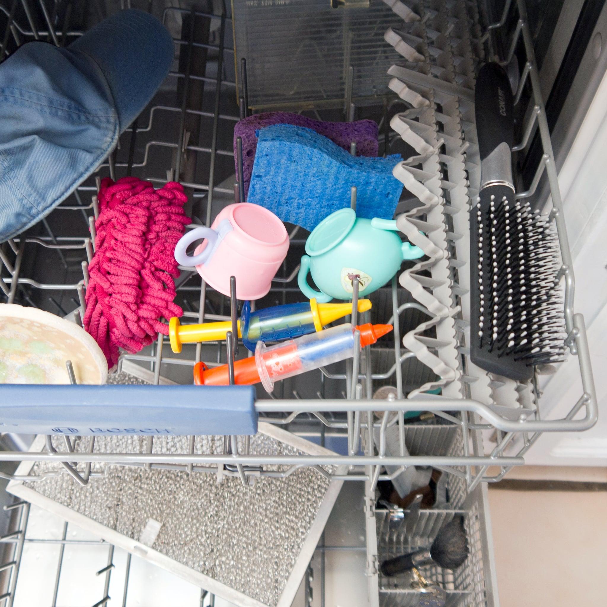 Makeup brushes dishwasher