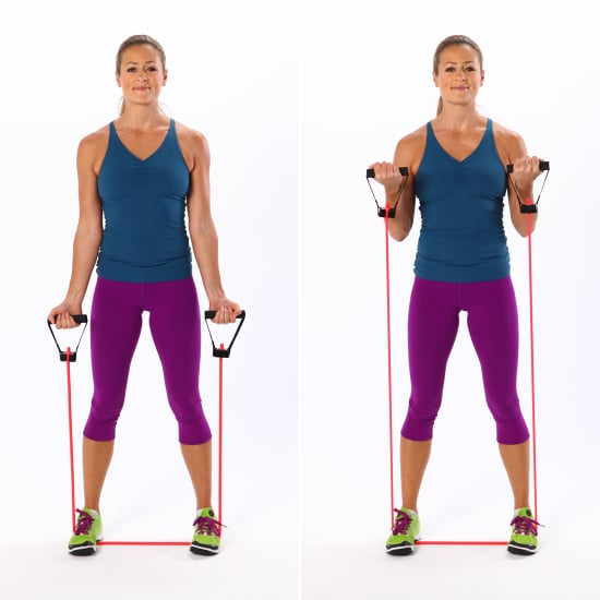 Workout Bands Com: Easy Resistance-Band Exercises