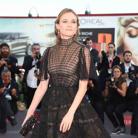 Best Diane Kruger Red Carpet Dresses