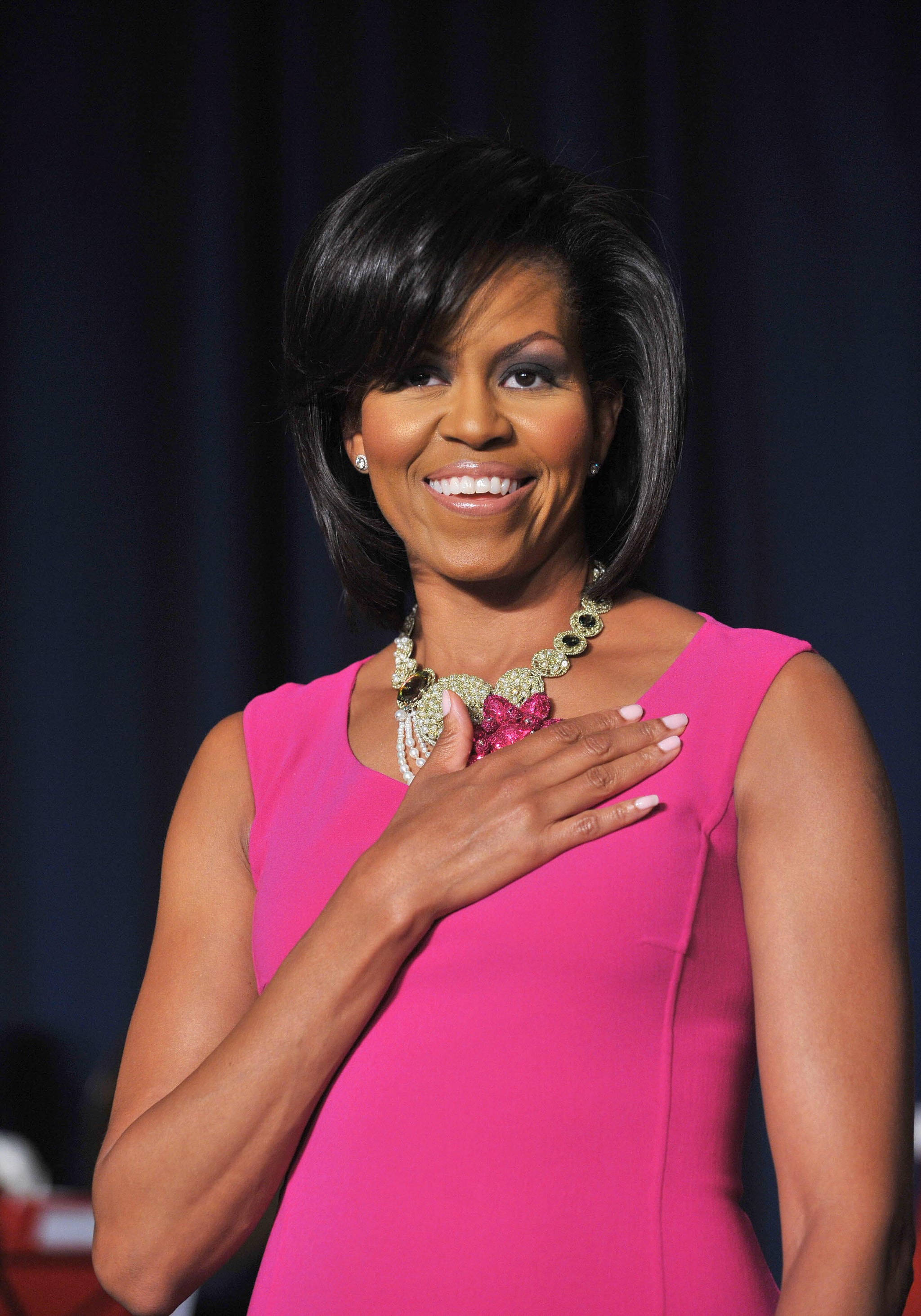 Michelle Obama Facts Popsugar Celebrity
