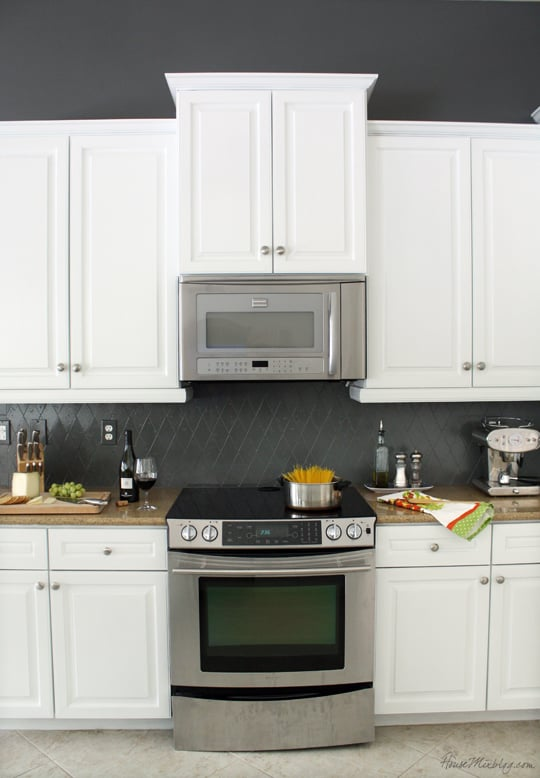 How To Make Over A Kitchen With Paint Popsugar Home