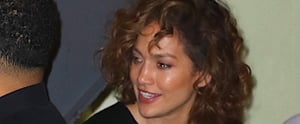 Jennifer Lopez Hits the Town After Her Breakup With Casper Smart