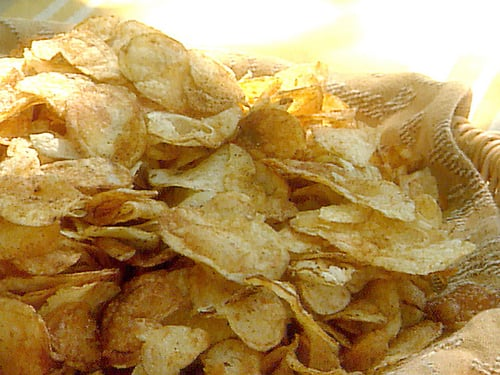 Flavored House Made Potato Chips