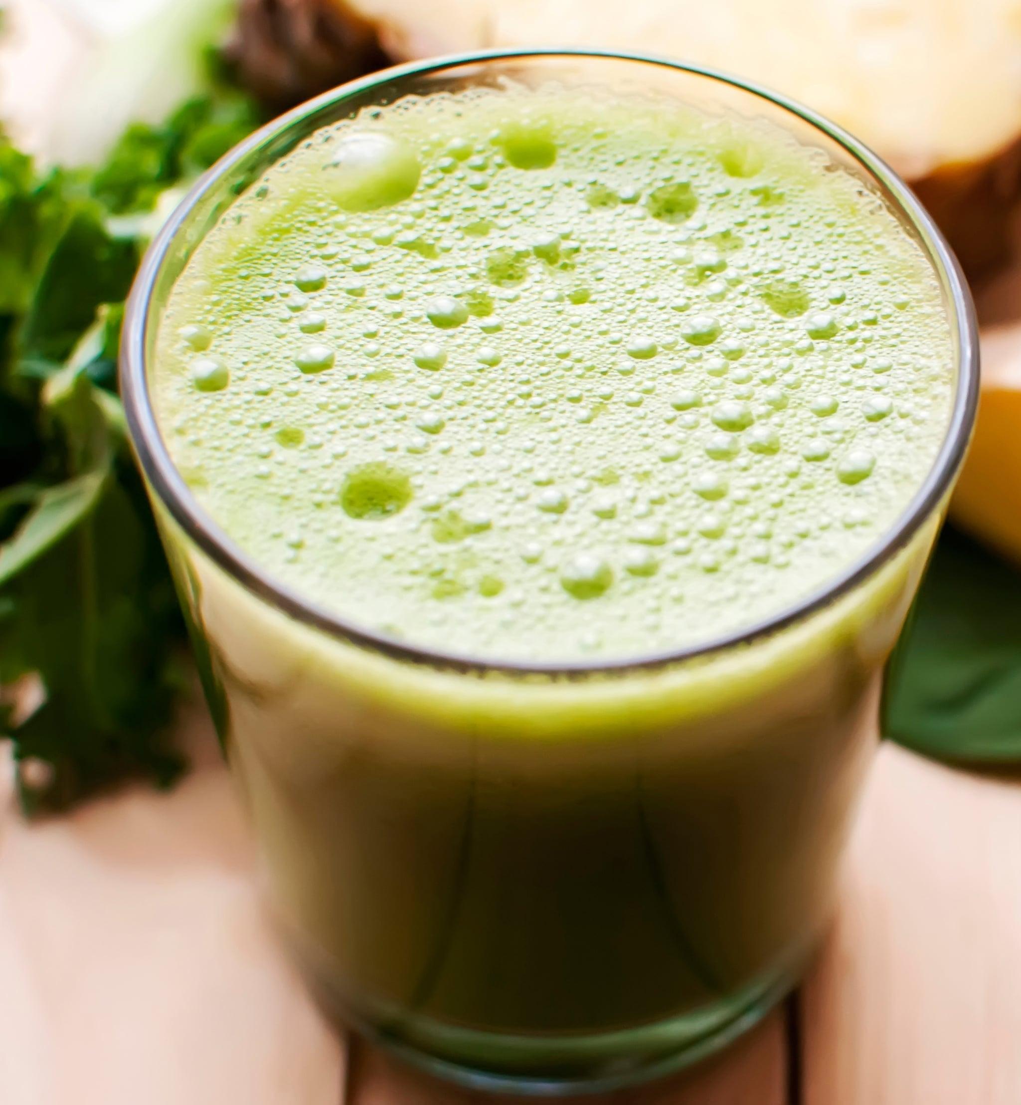 Easy Green Juice Recipe
