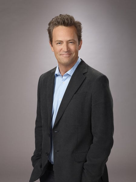 Matthew Perry from Go On.</p> <p>Photo courtesy of NBC