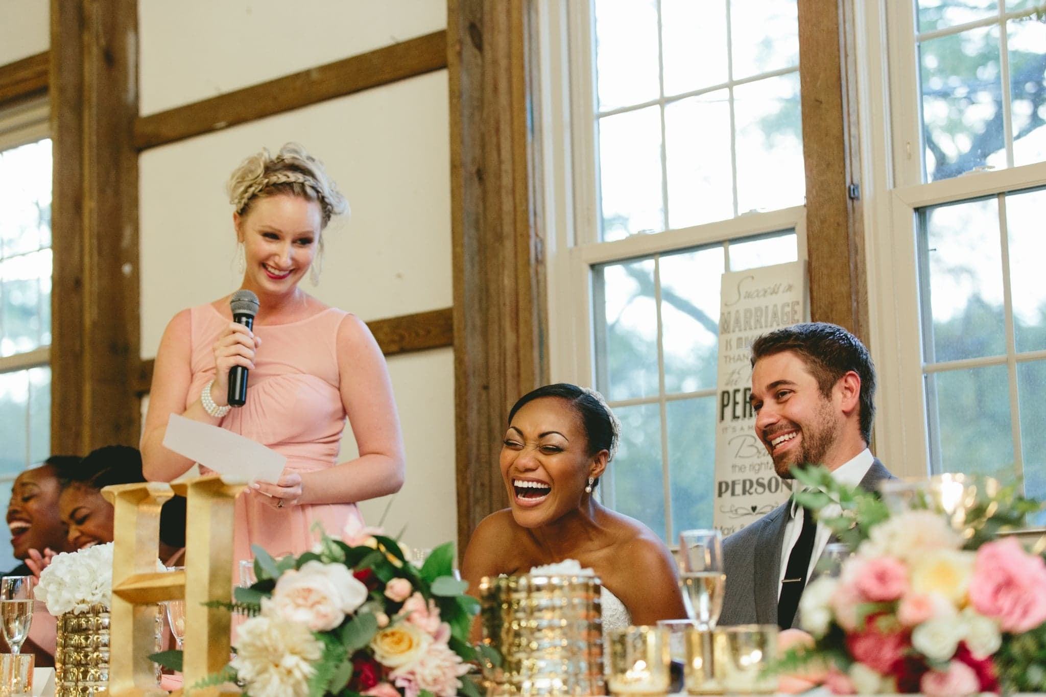 The Perfect Maid of Honor Speech faviana do introduce yourself