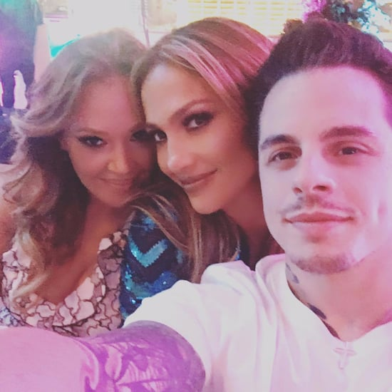 Jennifer Lopez's 47th Birthday Party | Pictures