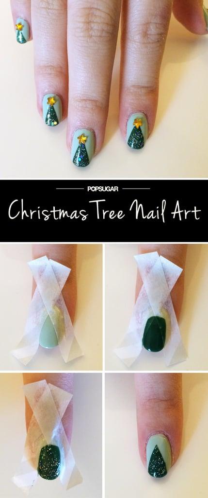 The Ultimate Christmas Nail Art Idea Popsugar Beauty Uk
