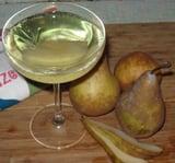Rosemary Pear Sparkling Wine