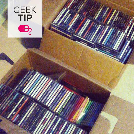 How to recycle cds dvds and jewel cases popsugar tech - Top uses for old cds and dvds unbounded ideas ...